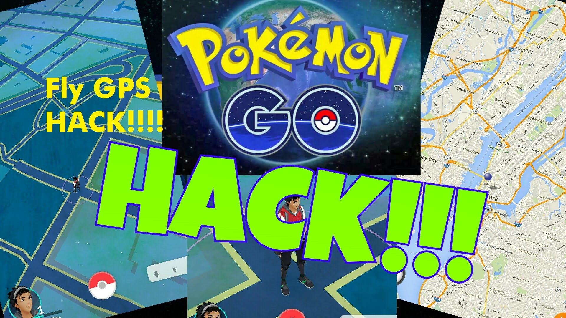 Fly GPS Apk (Fake GPS) Download For Pokemon GO Location Hack